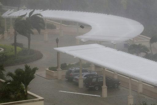 Con vientos de 210 kilómetros por hora, Irma azota Florida