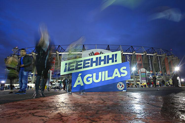 América donará taquilla del partido ante Chivas