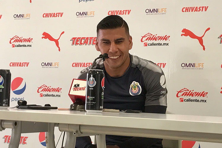 Regresa Rafael Márquez a los entrenamientos con Atlas