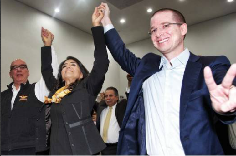 Frente propone entregar dinero de partidos a damnificados
