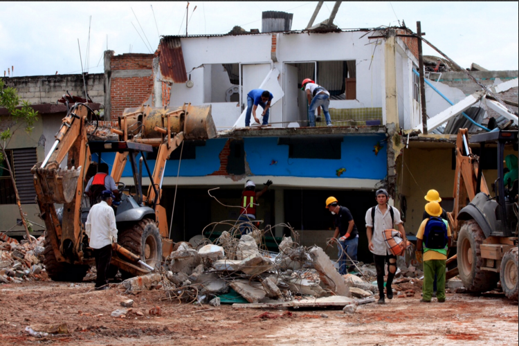 Por qué dos sismos golpearon a México