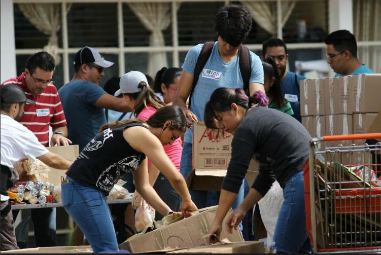 Somos transparentes y entregamos ayuda en propia mano — Cruz Roja