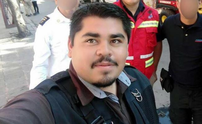 Reportan como desaparecido al fotoperiodista Edgar Daniel Esqueda en San Luis Potosí