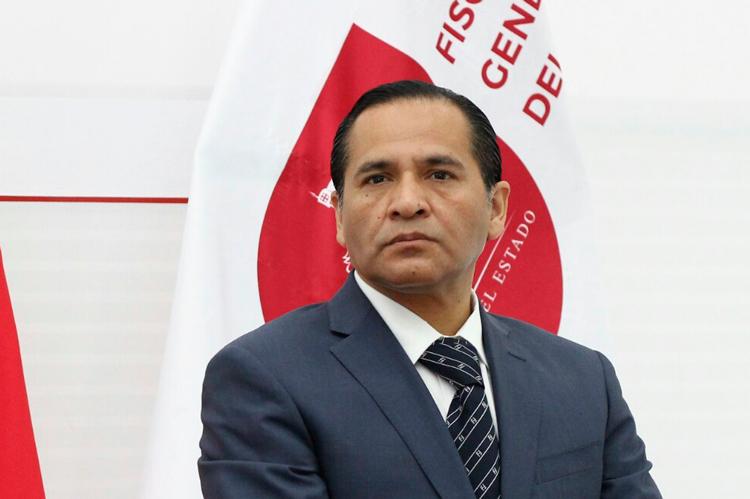 Raúl Sánchez Jimenez, encargado de despacho de la Fiscalía