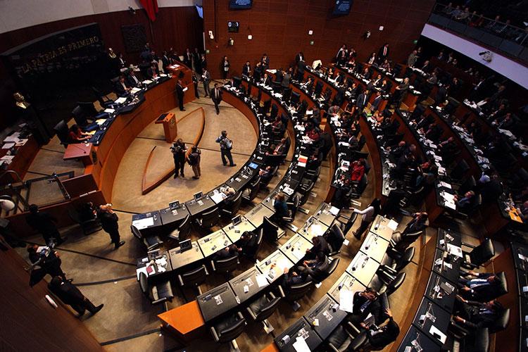 Aprueban en el Senado convocatoria para elegir fiscal electoral