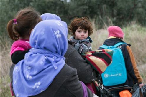 Unicef presenta programa de protección para 50 millones de niños migrantes