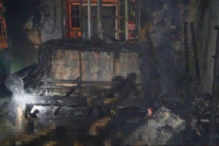 Familia muere al explotar bodega de combustible en Tabasco