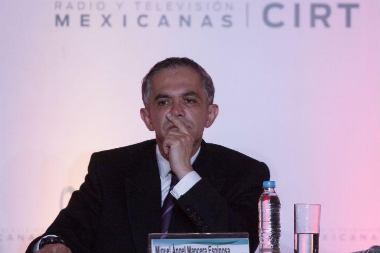 Mancera seguirá en la CDMX; pierde candidatura del Frente