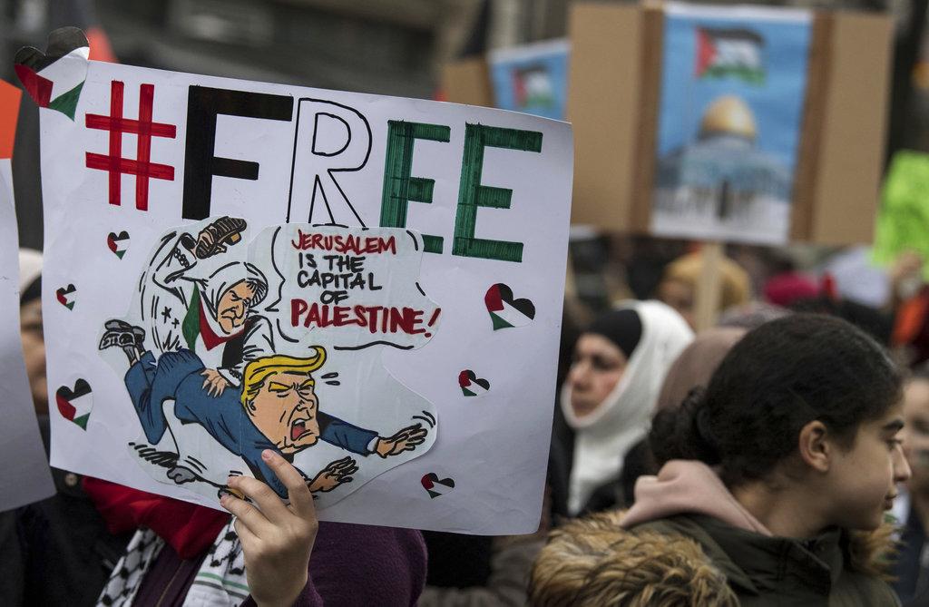 'EEUU no puede imaginar que Muro de Lamentaciones no sea israelí&#39
