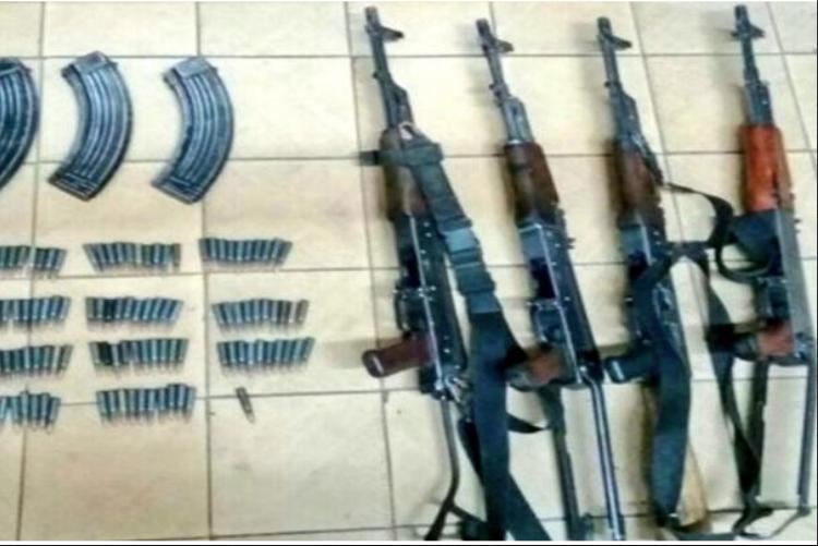 Detienen a 4 personas implicadas en multihomicidio en Michoacán
