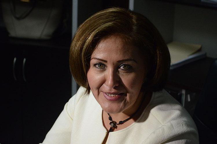 Eva Cadena es exonerada de delitos electorales