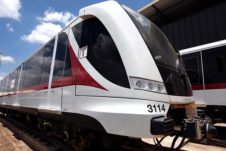 Por incendio en túnel del Tren Interurbano se intoxican 22 trabajadores