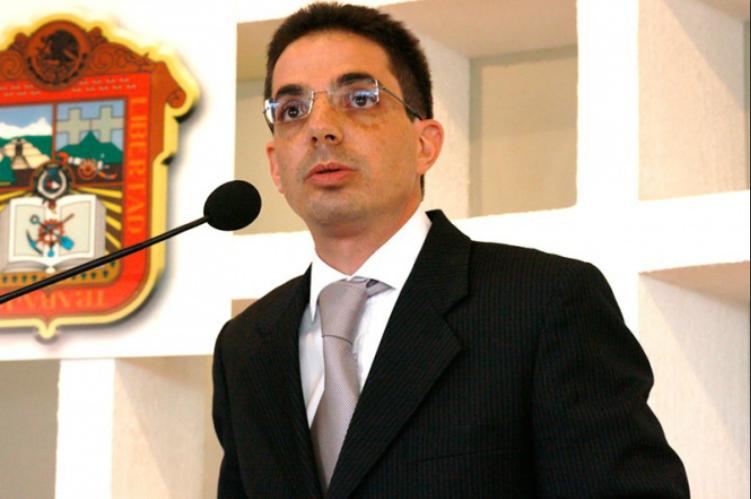 Alberto Bazbaz es el nuevo director del Cisen