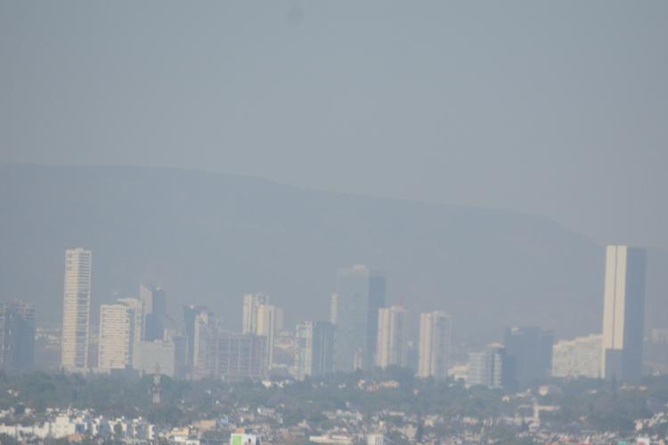 Tultitlán y Ecatepec con mala calidad del aire