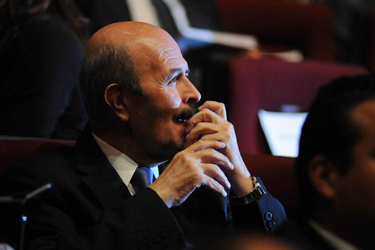 Fausto Vallejo afirma que irá con el PES para alcaldía de Morelia