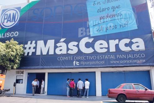Sesiona Consejo Nacional del PAN; prevén avalar Plataforma Electoral 2018