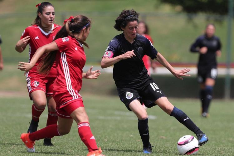 Chivas Femenil se queda con los tres puntos derrotando al Atlas