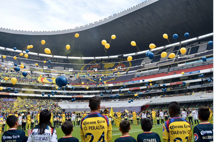 América presenta oficialmente a sus refuerzos con gran entrada en el Azteca