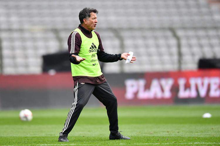 México puede con cualquiera: Osorio