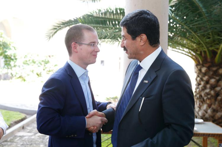 Javier Corral se deslinda de campaña presidencial de Ricardo Anaya