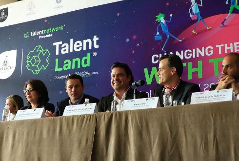 Presentan la primera edición del Jalisco Talent Land