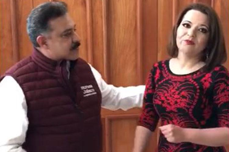 Claudia Delgadillo deja el PRI para irse a Morena