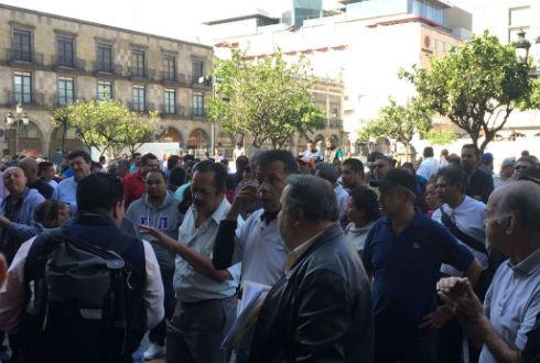 No vamos a permitir chantajes: Aristóteles Sandoval