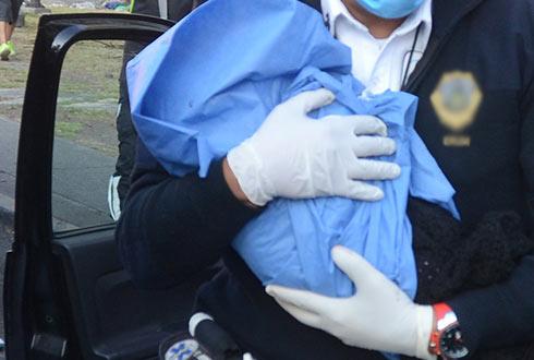 Reportan grave a bebé intoxicada con cocaína