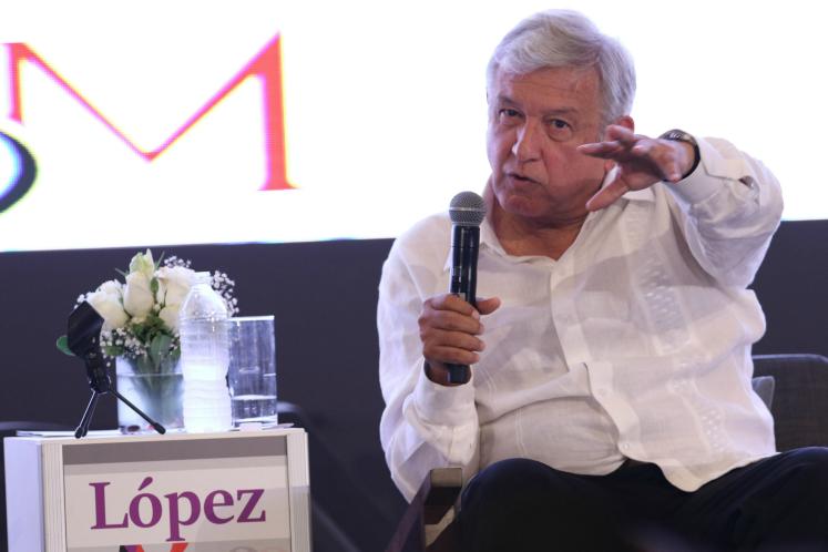 México debe fortalecer su estado de Derecho, dice José Antonio Meade