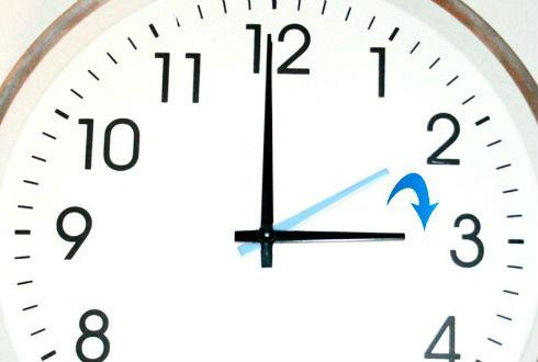 Mexicanos deberán adelantar su reloj una hora