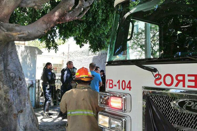 Deja explosión tres menores heridos de gravedad en Zapopan