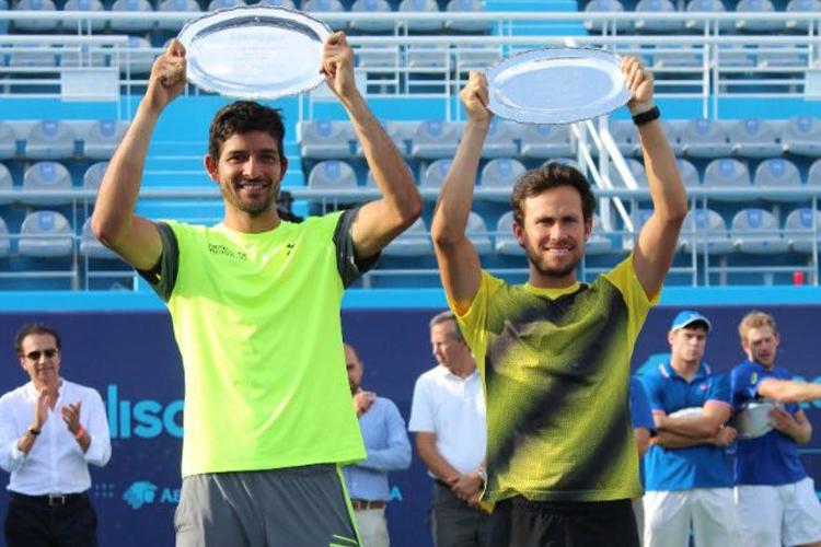 Jalisco Open coronó campeón al salvadoreño Marcelo Arévalo