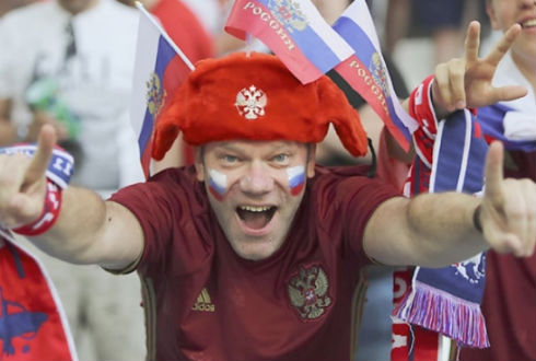 FIFA multó a la Federación Rusa por cánticos racistas