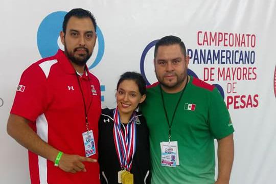GARCÍA: TRES ORO Silvestre ganó plata en Panam Pesas