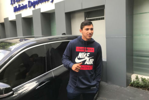 Pulido se despide de Matías Almeyda y 'oficializa' la salida del DT