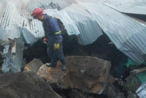 Dos sismos en Colombia dejan dos muertos