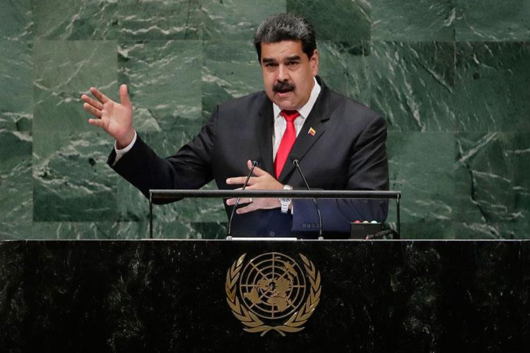 Maduro tiende la mano a Trump y ofrece sentarse a negociar