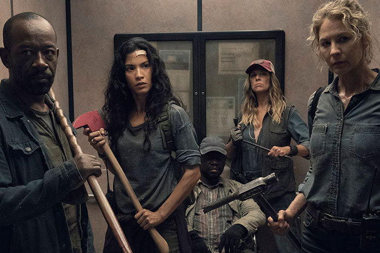 Cuarta temporada de \'Fear the walking dead concluirá el 1 de octubre ...