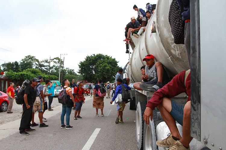 Condena CNDH ataque contra migrantes en sur de Veracruz Imagen del Golfo