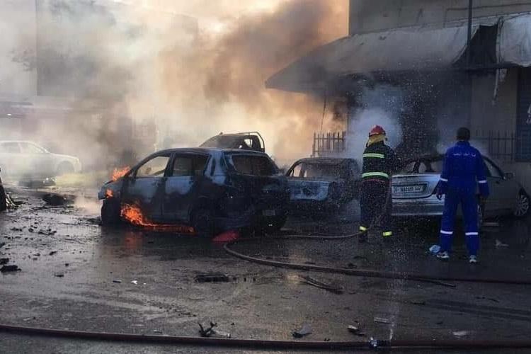 Ataque deja 3 muertos en sede del Ministerio de Exteriores de Libia