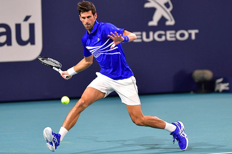 En Tokio 2020, ganará en tenis el mejor de tres sets