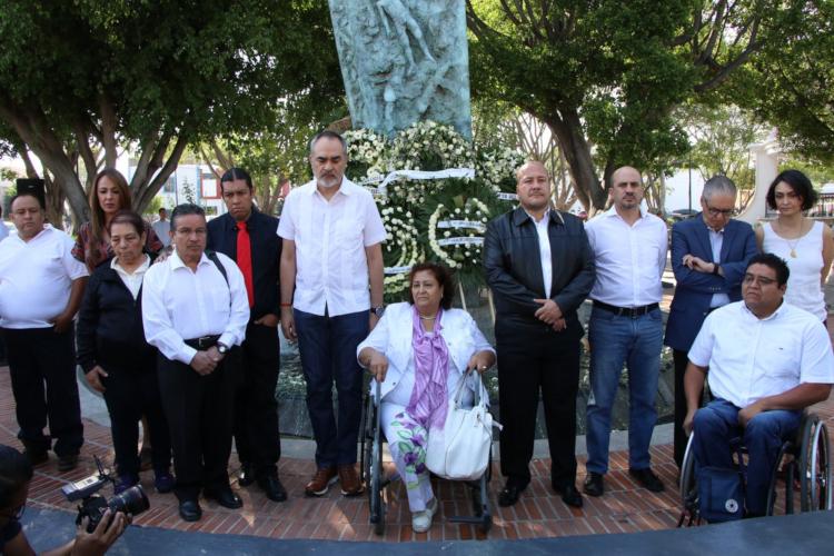 Dice el gobernador que Pemex debe disculparse por tragedia en Sector Reforma