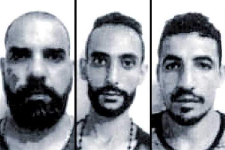 Image result for Hibrahim Mohamed, Mohamed Eissa, Ahmed Ghanim Mohamed Al Juburi