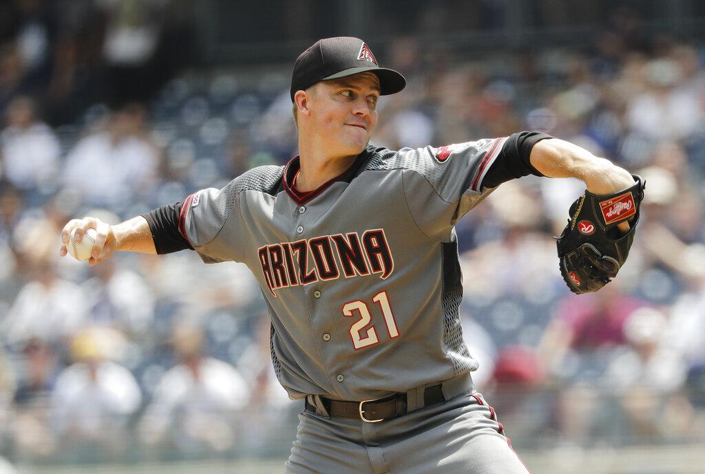 Rotación de Astros se refuerza con Zack Greinke