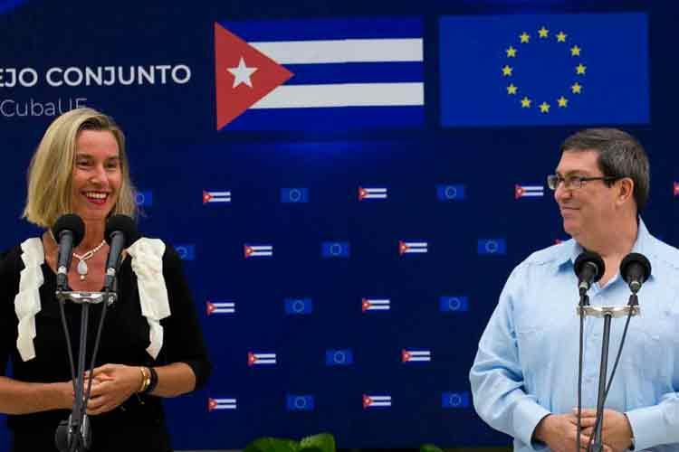 Al margen. Mientras Donald Trump presiona Cuba pide a la UE mantener su enfoque propio en la interlocución con la isla