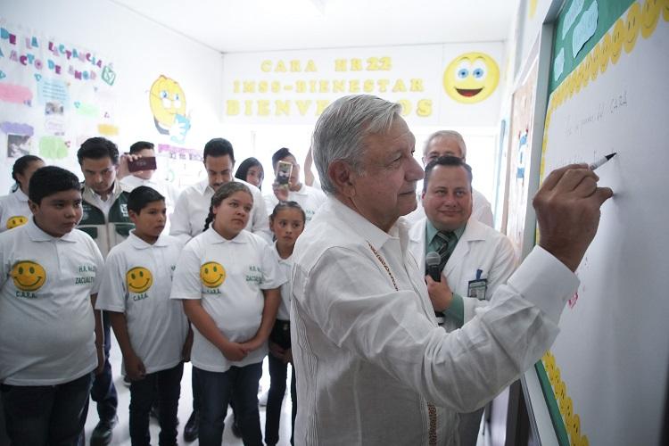 Recursos obtenidos por venta de avión presidencial se aplicarán en Zacua