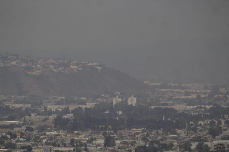 Factores geográficos influyen en contaminación en el sur del AMG