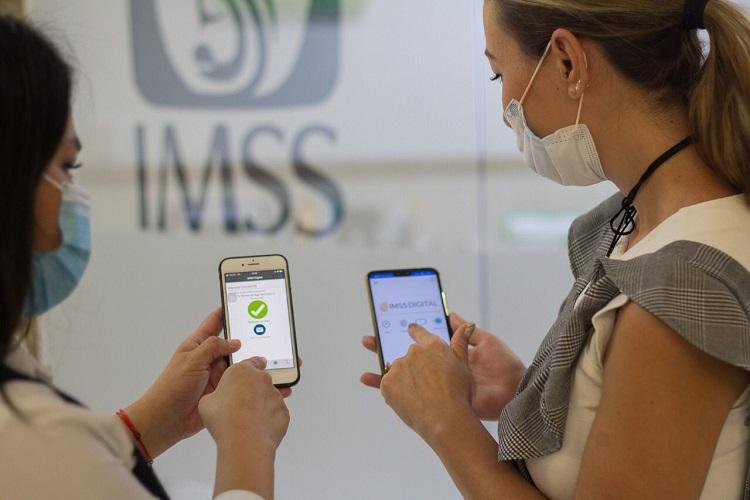 Invitan a monitorear salud a través de App del IMSS