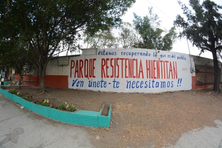 Cumplen 80 días de resistencia en Huentitán