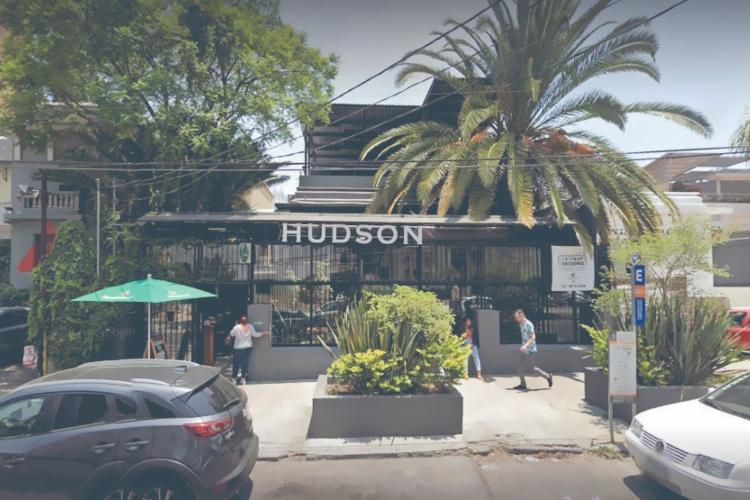 Reunión en el Hudson, por asuntos de trabajo